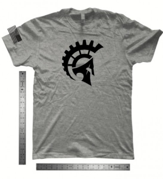 Tactical Gray Gear4Grunts Tee